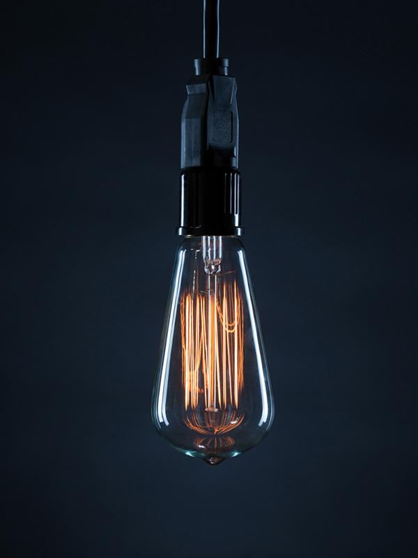 Vintage Edison Bulb Marconi Image